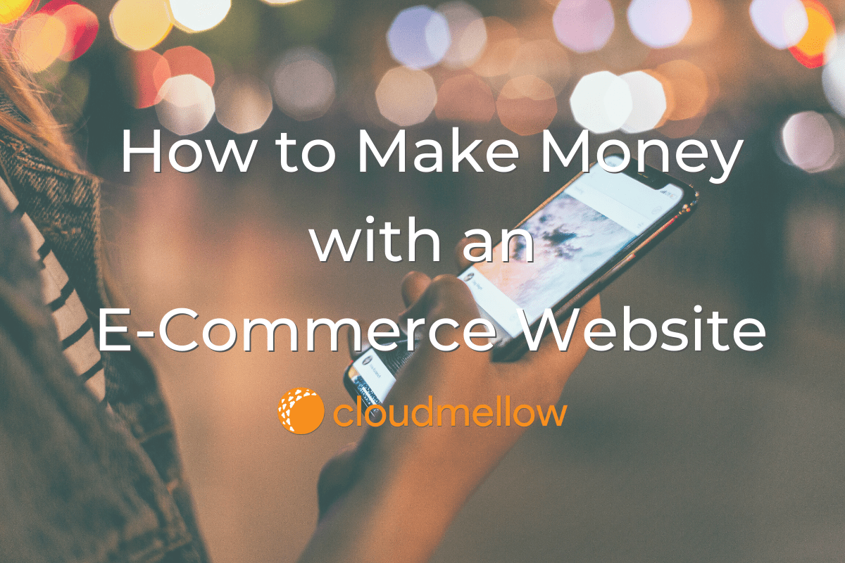 How to Make Money with an E-Commerce Website.