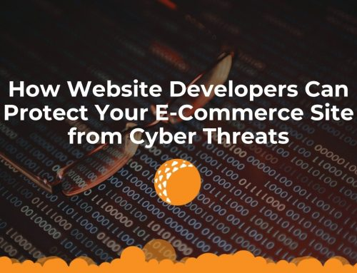 How Website Developers Can Protect Your E-Commerce Site from Cyber Threats