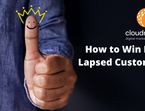 How to Win Back Lapsed Customers